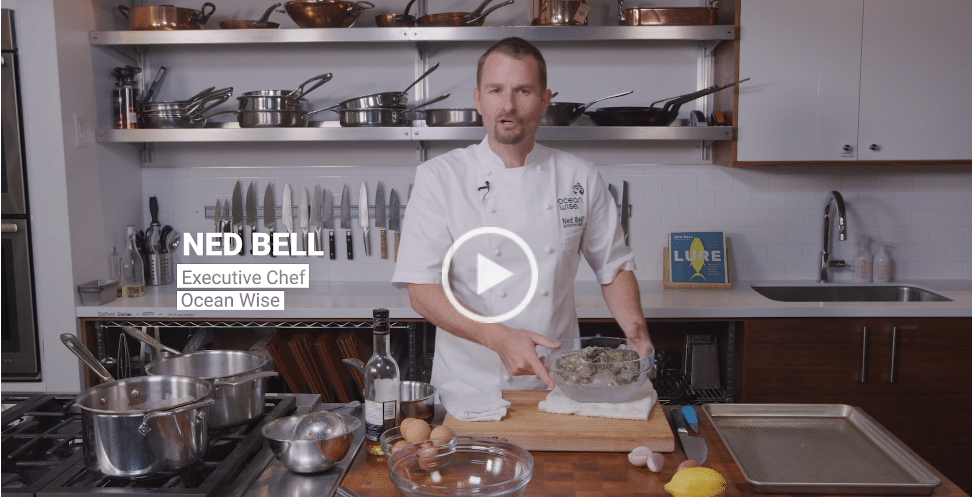 How to Bake a BC Oyster